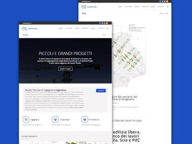 Sito Web - Studio Tecnico Ingeniosa