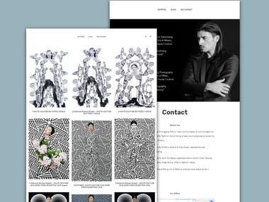 Sito Web - Michael Stabile Photographer