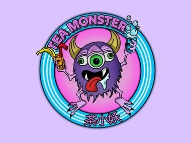 Hand-illustrated Logo