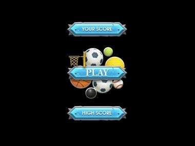 Android Ball game