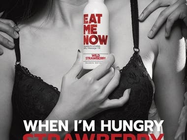 Eat Me Now - BRAND creation
