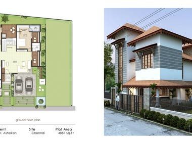 Architectural Residence - 05