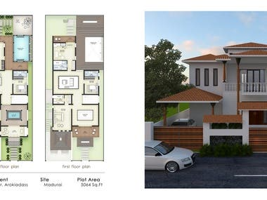 Architectural Residential - 07