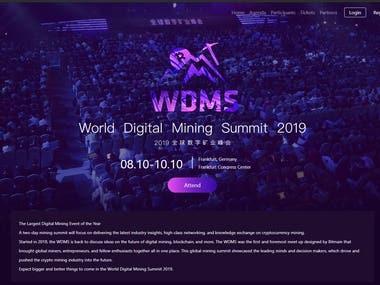 WDMS Website
