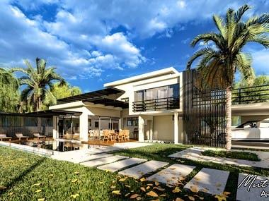 Ferrer's Villa