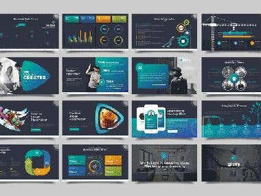 PowerPoint Presentation (Animation and Graphics)