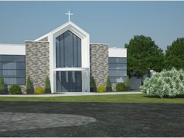 Church Building Design