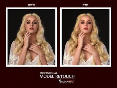 Model Retouch
