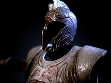 Armor 3d