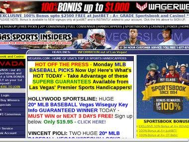 Nsawins.com - Sports Picks - Sports Handicapping and Expert