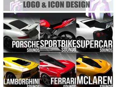 Logo & App Icon Design
