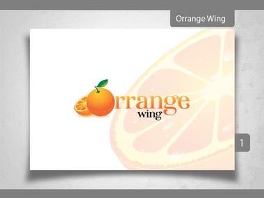 Orrange Wing