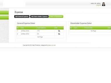 Account Maintenance Software