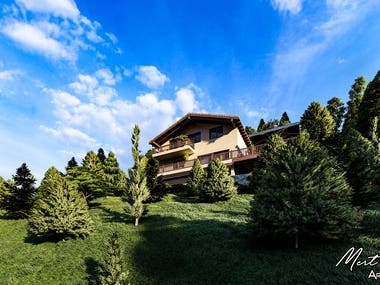 Kartal's Mountain House