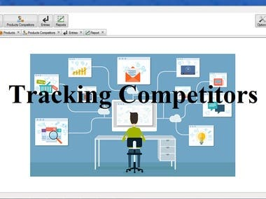 Tracking Competitors Project