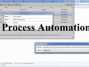 Process Automation Project