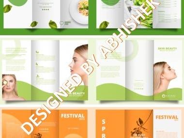 Tri-Fold Brochure & Flyer