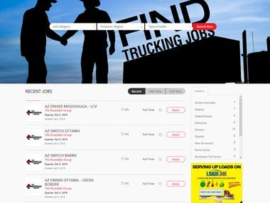 Drivers Choice - Job Portal