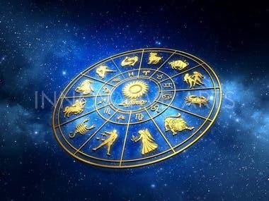 Zodiac Symbol Design