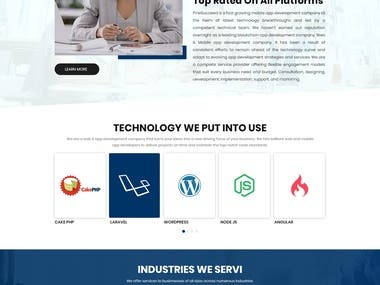 PineSucceed mobile and app development company