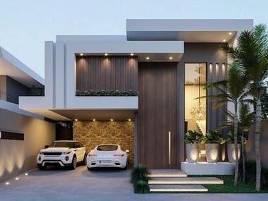 Exterior Design Project