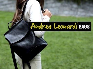 Andrea Leonardi Bags - Promo