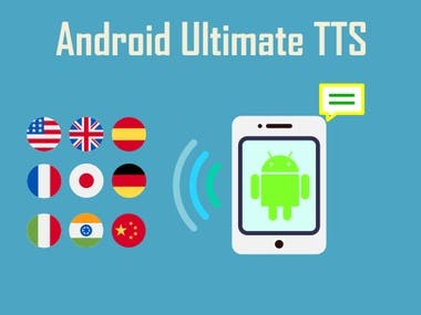 Android Ultimate TTS (Unity3D Android Plugin)