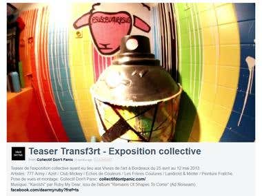 Video: Teaser Transfert