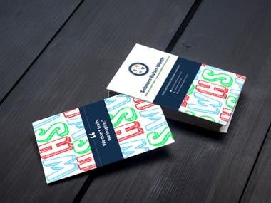 Business card _Health Training