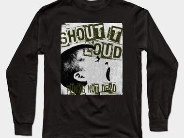 Shout it loud