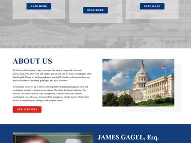 Judgment and Lower website