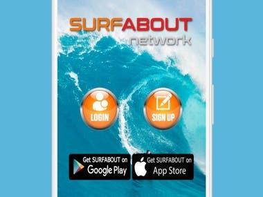 Surf Network Social Net