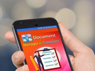 Document Manger & Translator