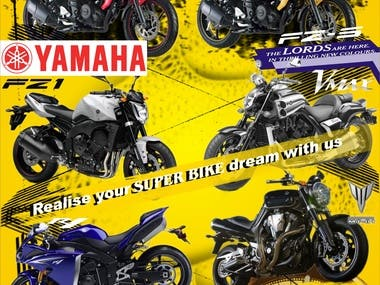 Magazine Ad (BIKE INDIA)