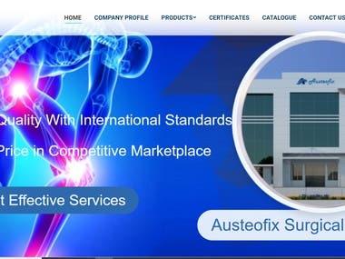 Austeofix Surgical Pvt. Ltd