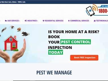 B. D. Pest Control