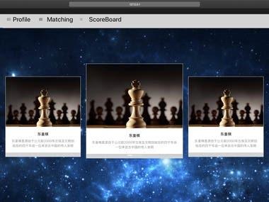 Chess Game Platform