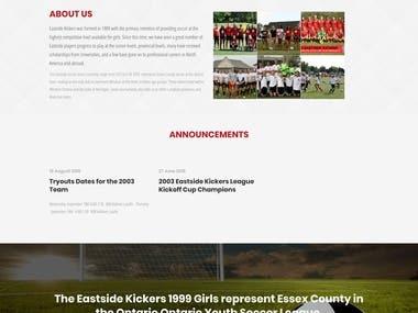EastSide Soccer Club