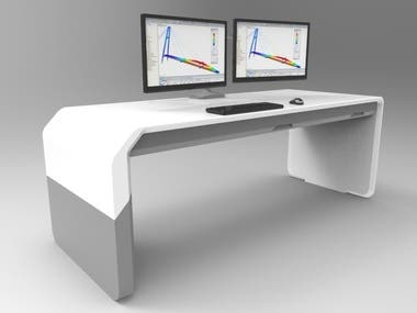 Modern console design