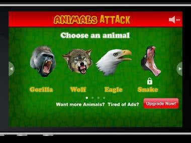 Animals Attack
