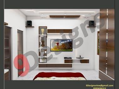 Sandeep 3BHK Interior Project
