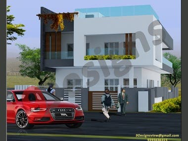 Khan Home Elevation Project