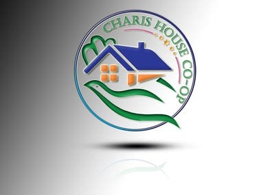 Logo for Charis House Co-Op