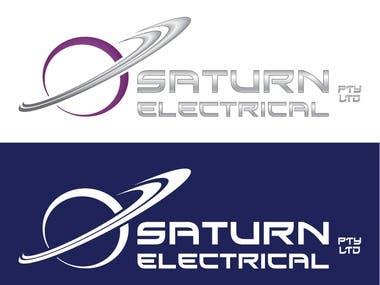 Logo for Saturn Electrical (saturnelectrical.com.au)