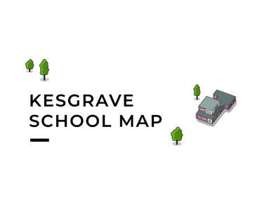 Kesgrave School Map