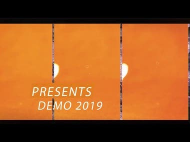 QUICK VISUAL WITH EFFECTS AND GRAPHICS DEMO 2019