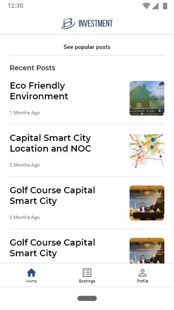 Beacon Investment App