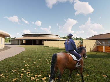 Horse Stables Design