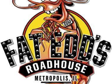 Fat Edds Roadhouse Logo