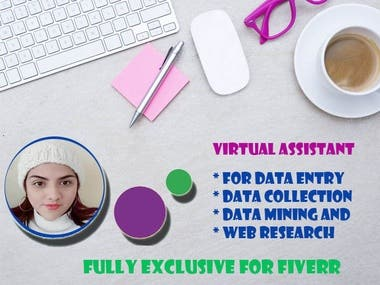 I will virtual assistant fully exclusivw